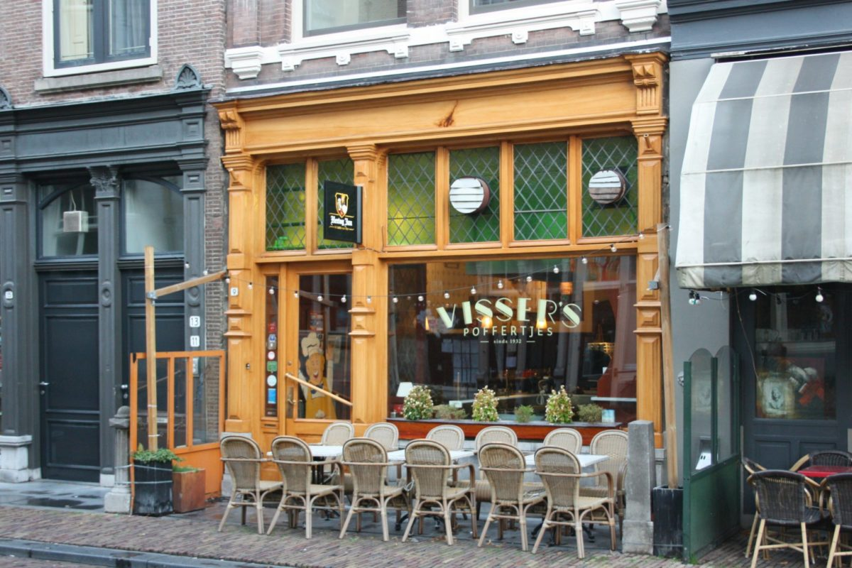 Visser's Poffertjes - indebuurt Dordrecht