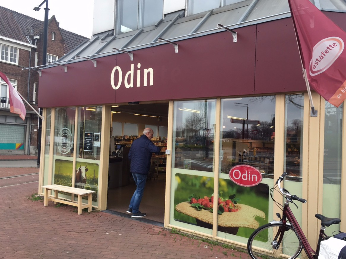 Odin biologische supermarkt
