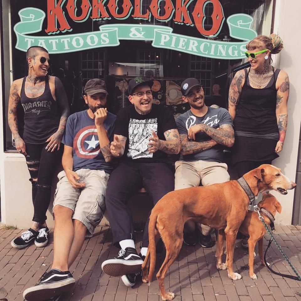 Koko-Loko Tattoo en Piercing