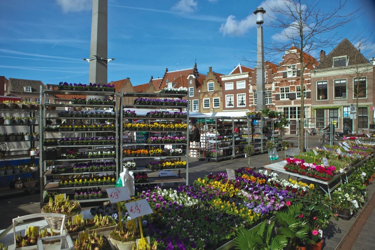 weekmarkt Dordrecht