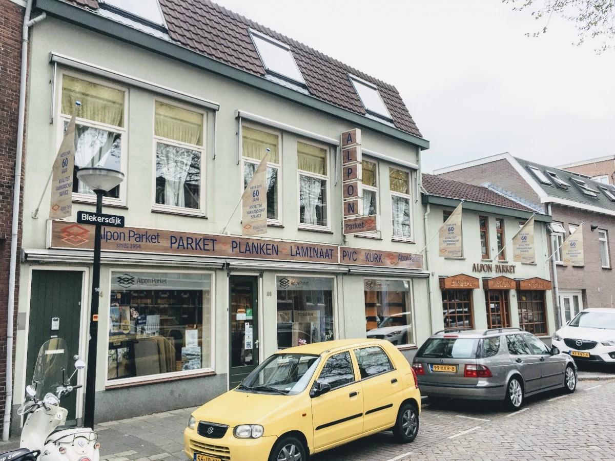 Alpon Parket Dordrecht - indebuurt Dordrecht