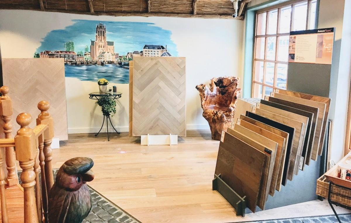 Alpon Parket laminaat houten vloeren - indebuurt Dordrecht