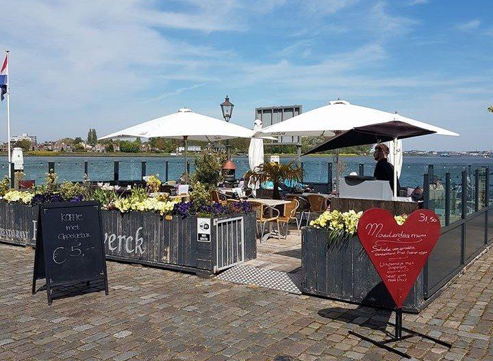 Terras Dordrecht Restaurant Het Bolwerck