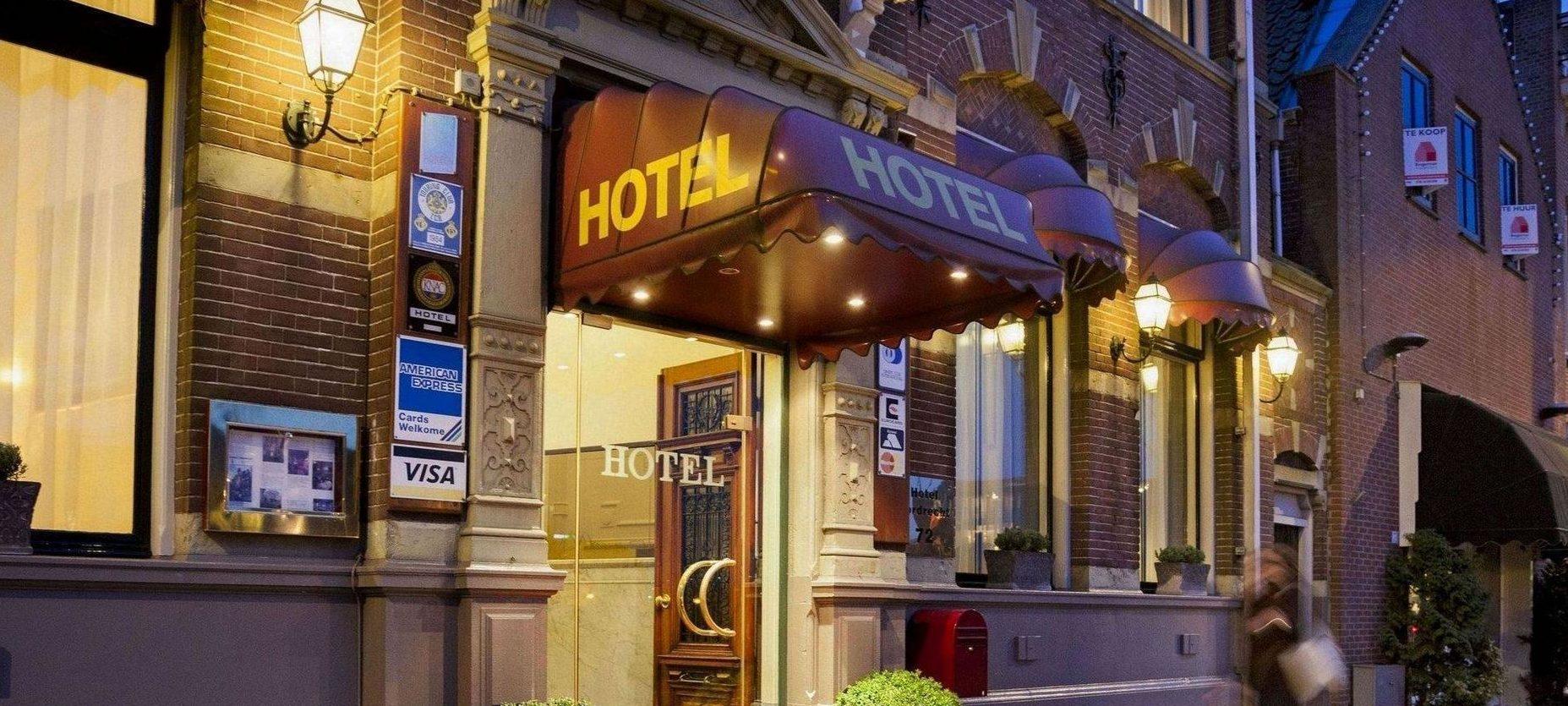 hotels Dordrecht