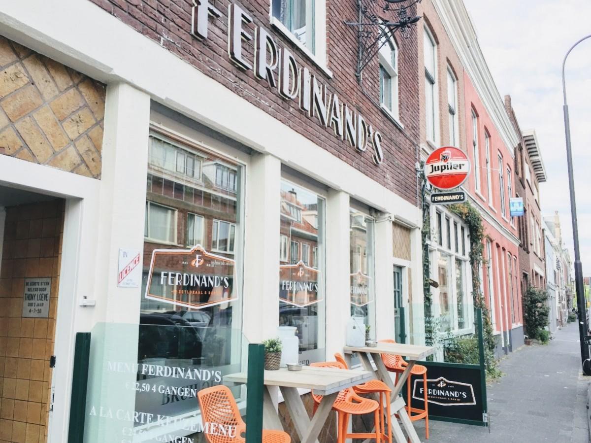 Ferdinand's eetlokaal Dordrecht - indebuurt.nl