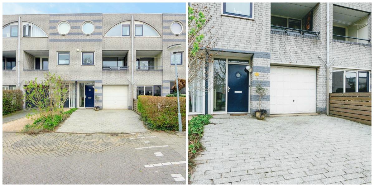 Huizen met garage
