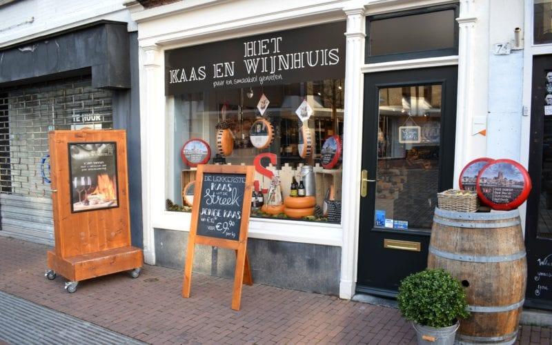 Het Kaas en Wijnhuis - kaas en wijn speciaalzaak - indebuurt Dordrecht