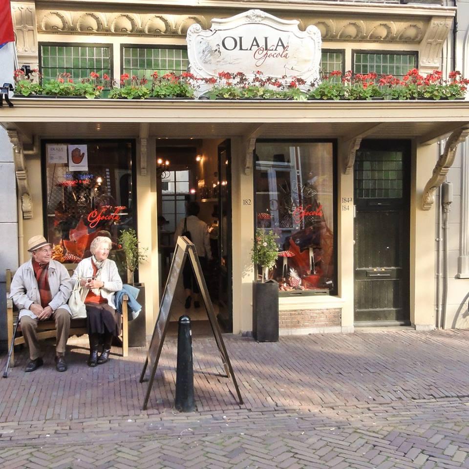 olala chocola - chocoladeroute Dordrecht - indebuurt Dordrecht