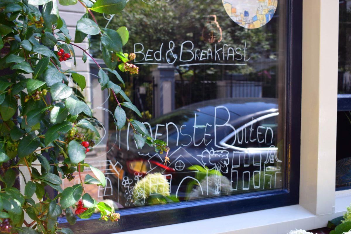 Binnenstebuiten Bed & Breakfast Leon en Linda Pasveer