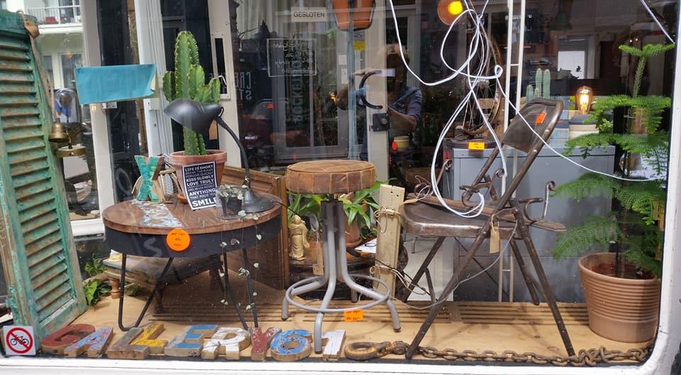 Gallery 61 - Brocante, tweedehands en vintage in Dordrecht - indebuurt Dordrecht