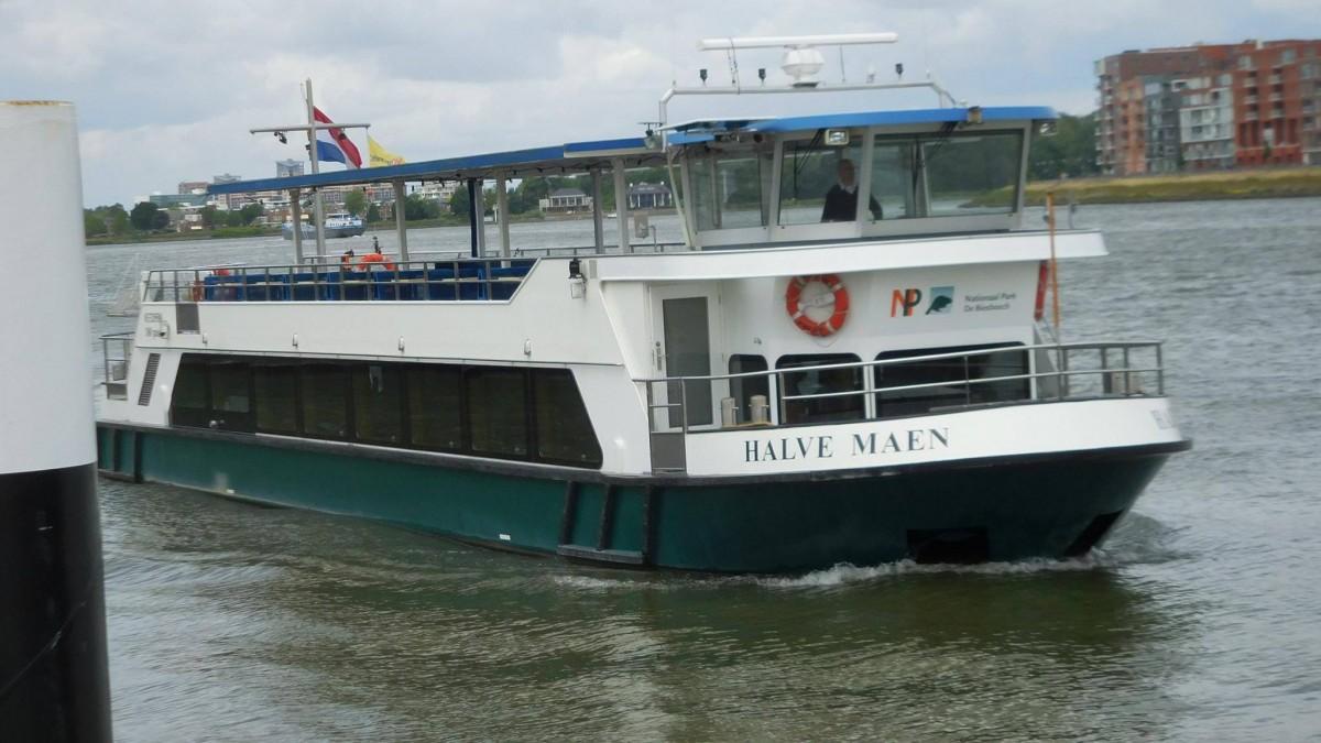 Rederij Halve Maen bootje varen