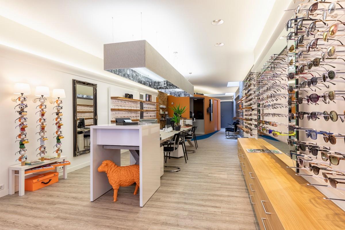 Van Roosmalen Optiek - opticien Dordrecht - winkel - indebuurt Dordrecht