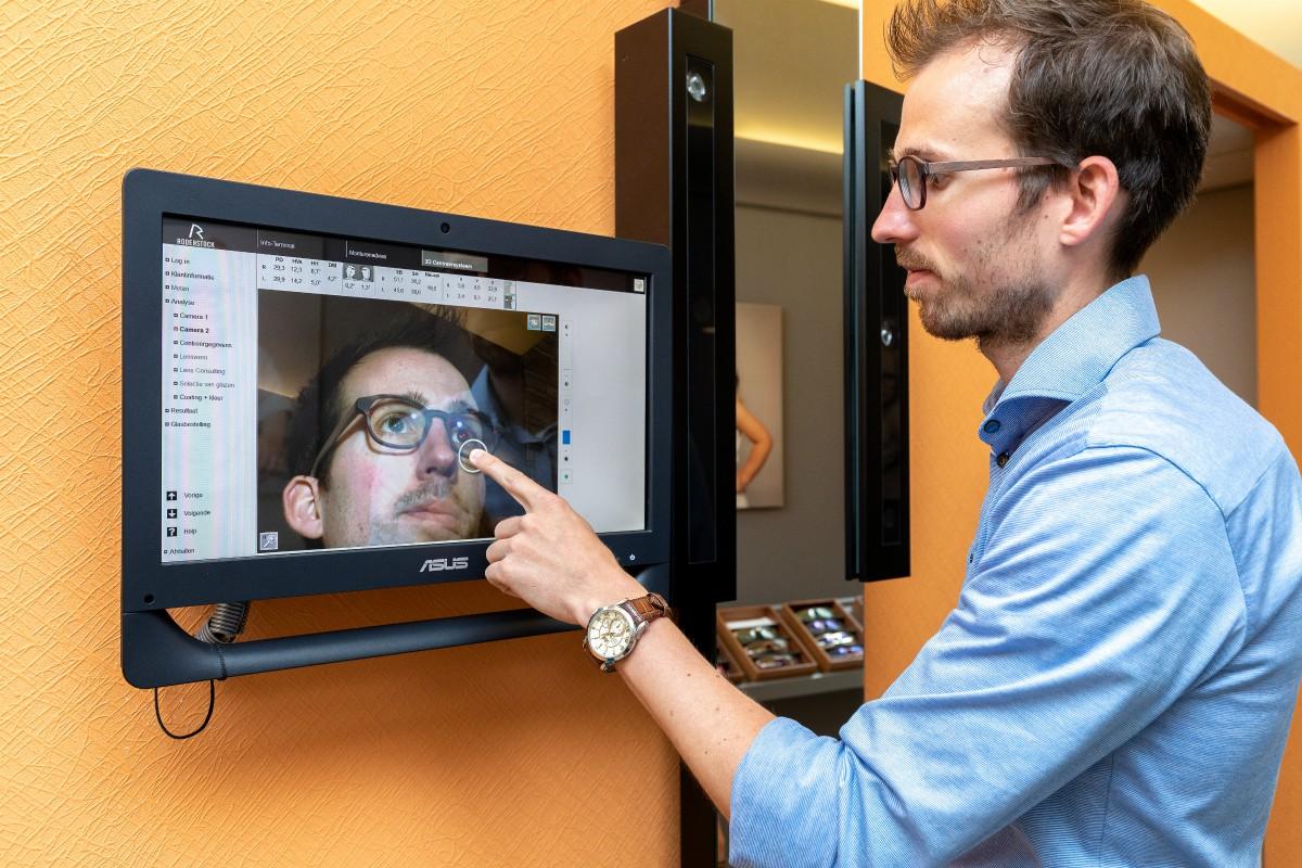 Van Roosmalen Optiek - opticien Dordrecht - software - indebuurt Dordrecht