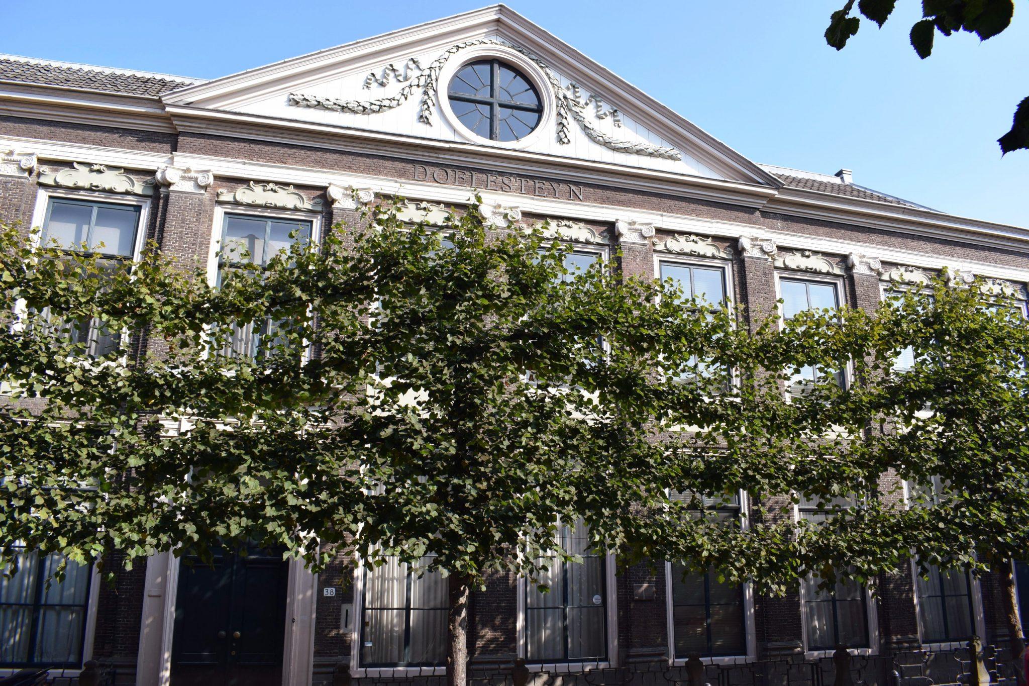 Sinterklaashuis Dordrecht Doelesteyn