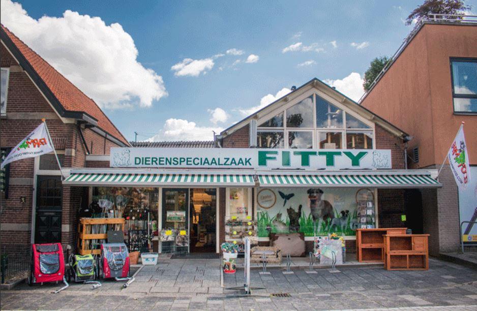 Dierenspeciaalxzaak Fitty - Dierenwinkel Dordrecht - indebuurt.nl