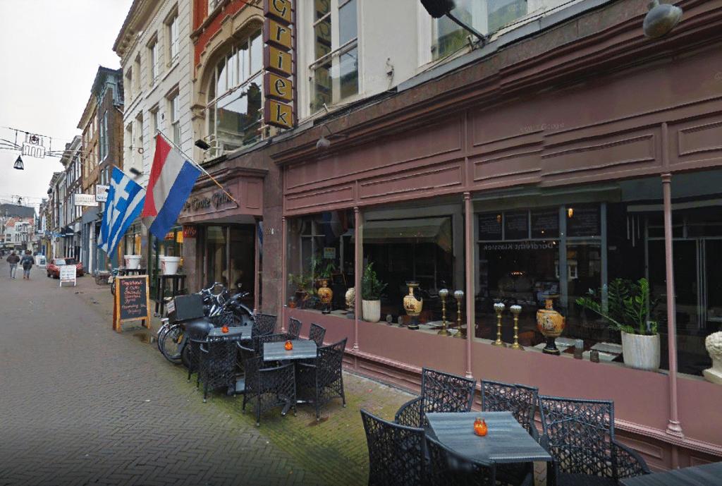 De Grote Griek Dordrecht - indebuurt Dordrecht