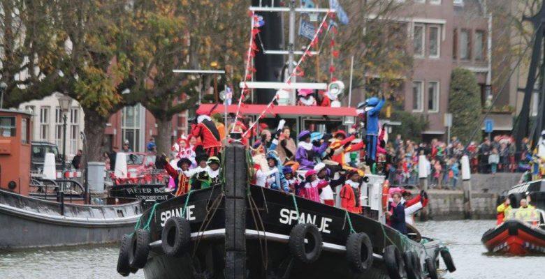 Sinterklaas intocht Dordrecht 2017 2016