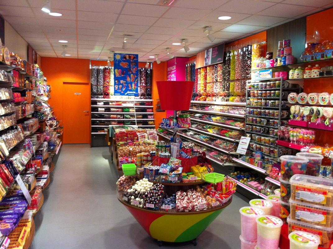 Jamin Dordrecht snoepwinkel