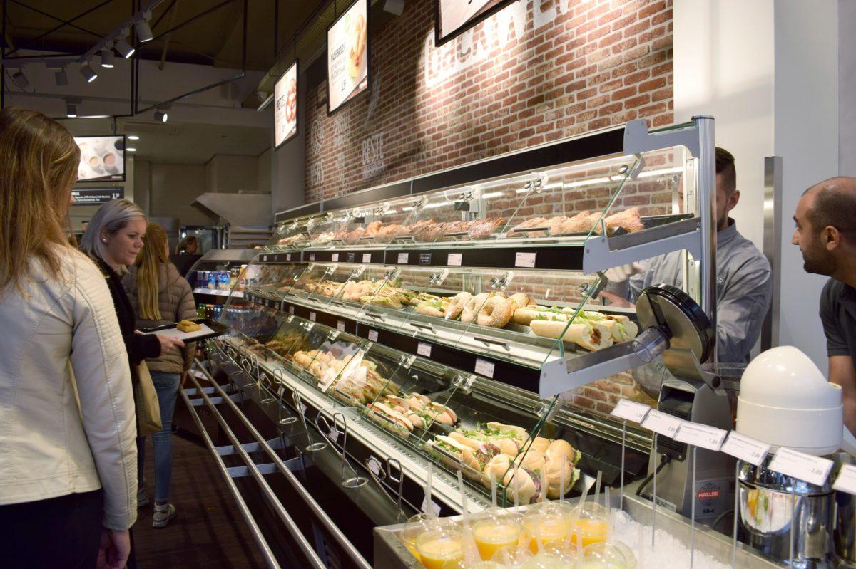BackWERK Dordrecht broodje to go - indebuurt Dordrecht