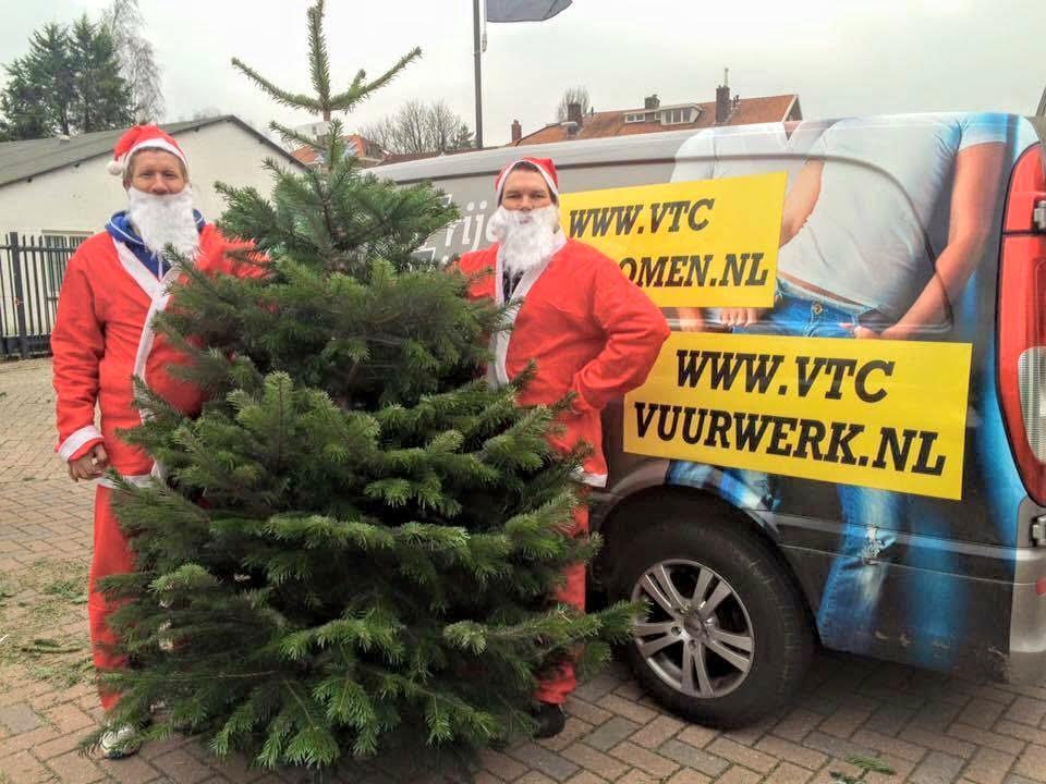kerstboom kopen dordrecht