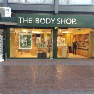 The Body Shop drogisterij beauty