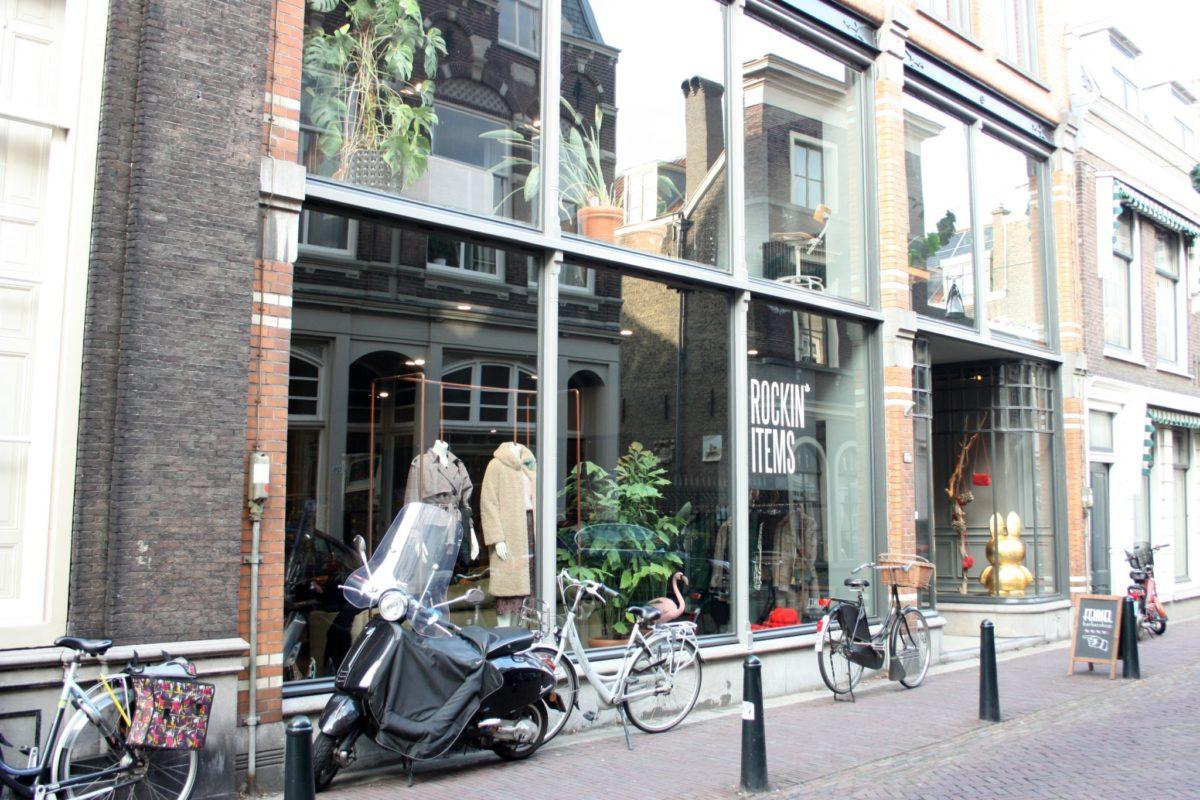 Rockin' Items kledingwinkel Voorstraat West Dordrecht - Ondernemer uitgelicht - indebuurt Dordrecht