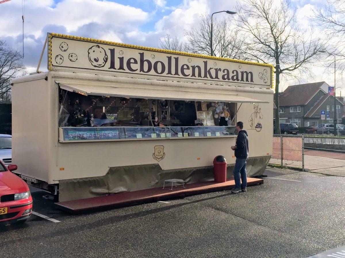 oliebollentest oliebollenkraam oliebollen appelflappen oud & nieuw 2019 Dordrecht