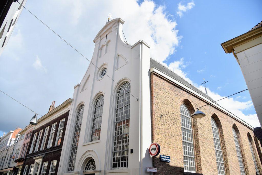 trinitatiskapel, kerk