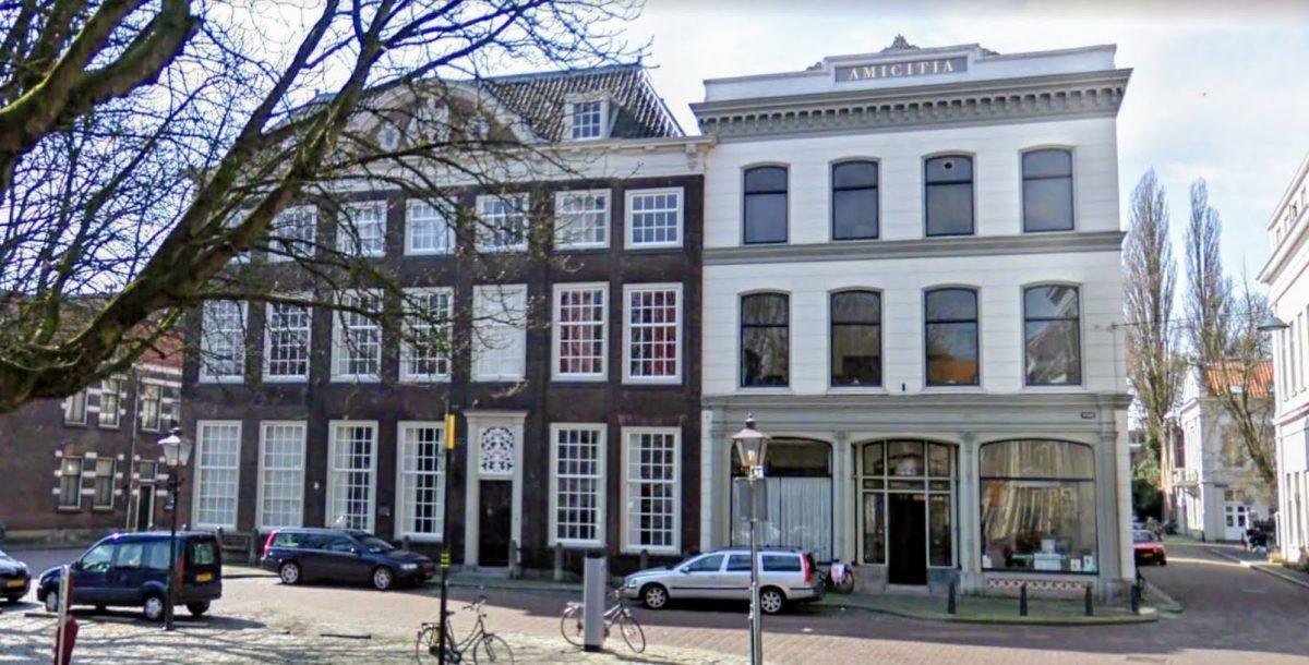 Amicitia Vlak - Open Monumentendagen 2018 Dordrecht - indebuurt Dordrecht