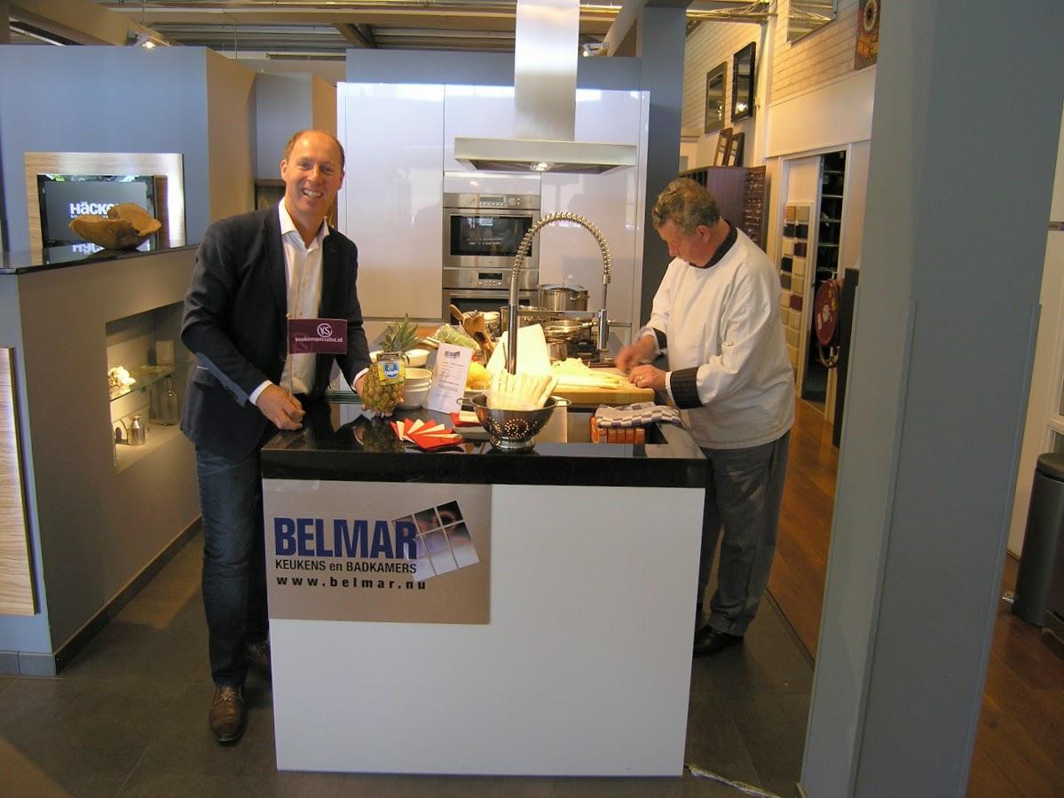 Belmar Keukens en Badkamers - Edwin Ameling - indebuurt Dordrecht
