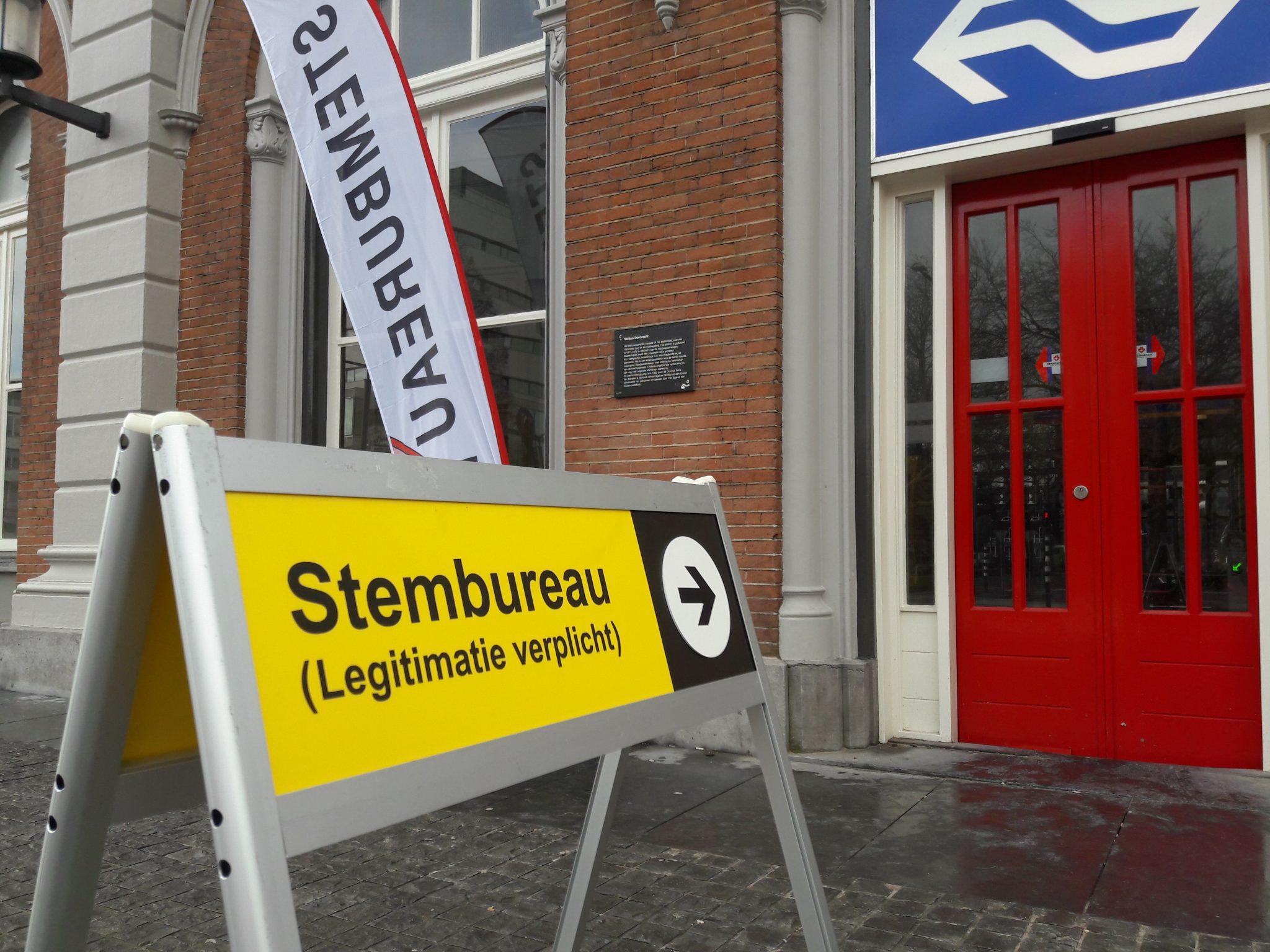 stemmen stembureau