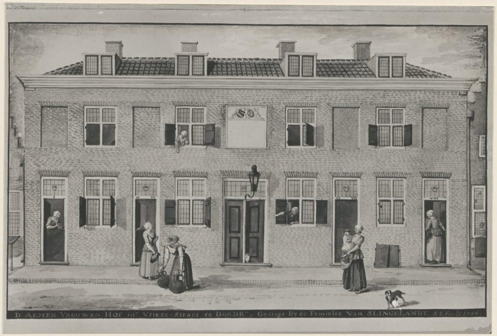 mysterie Van Dlingelandtshof