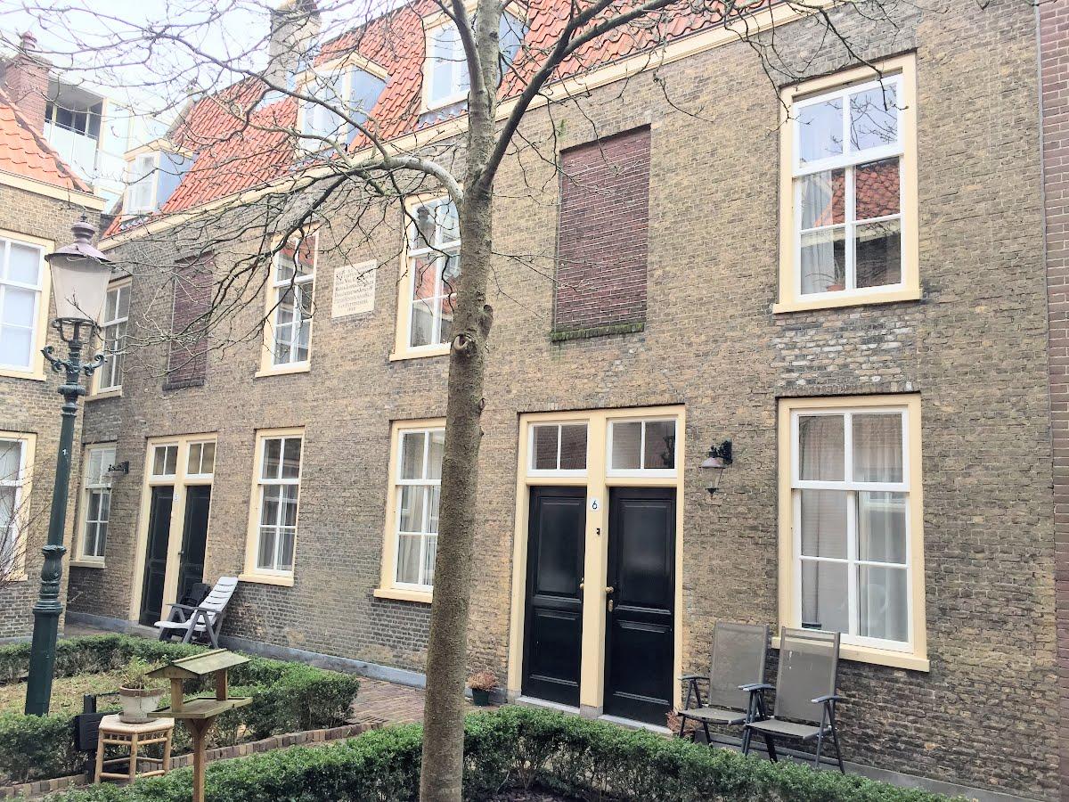 mysteries Vriesestraat Van Slingelandtshof