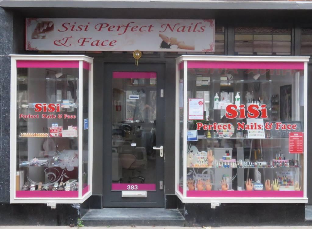 SiSi Perfect Nails - nagelsalon Dordrecht - manicure pedicure nagelstyliste - indebuurt.nl