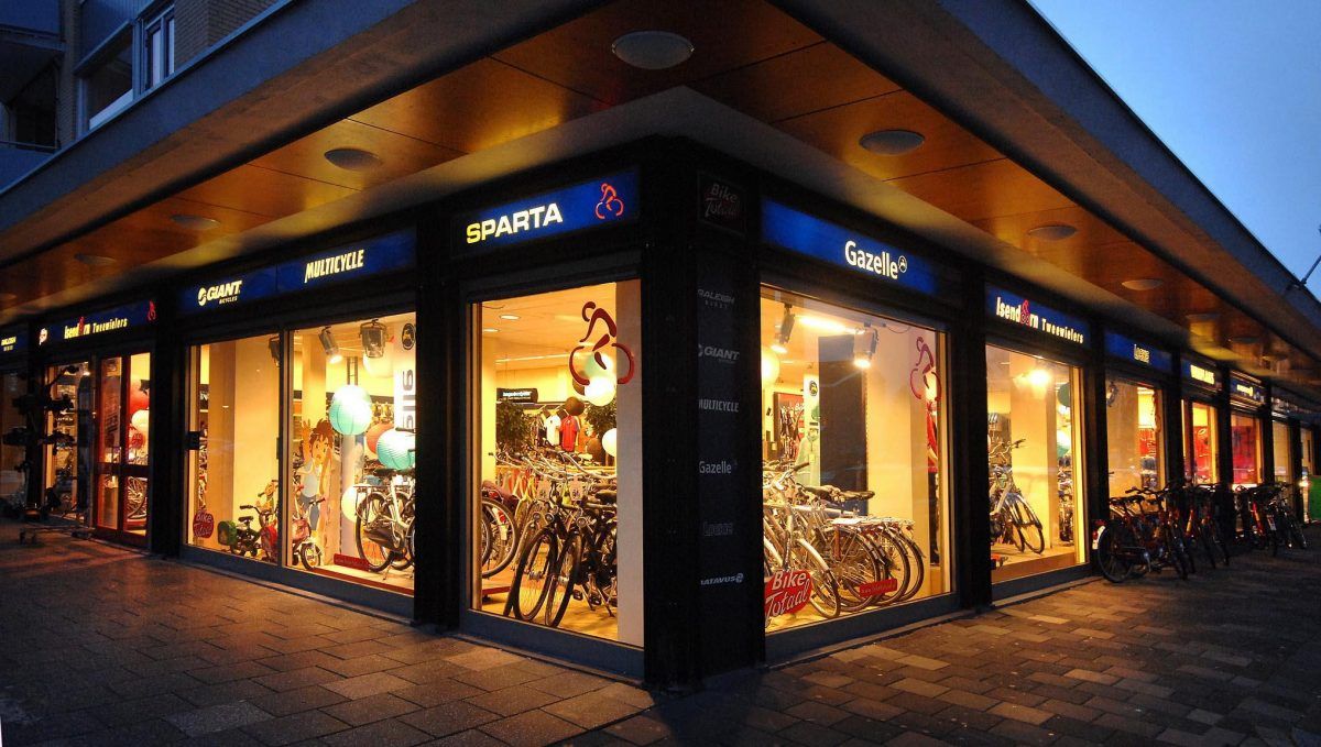 Bike Totaal Isendoorn - Fietsenwinkel Dordrecht - indebuurt.nl