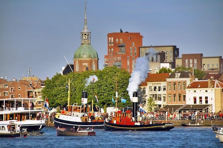 Dordt in Stoom 2018 - Stoomdagen Dordrecht - Stoomfestival - indebuurt.nl