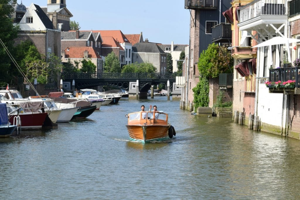 Imbarcazione Barone - Elio en Sirio Barone - Rondvaart in Dordrecht - indebuurt.nl