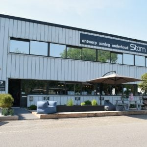Stam Hoveniers showroom - indebuurt