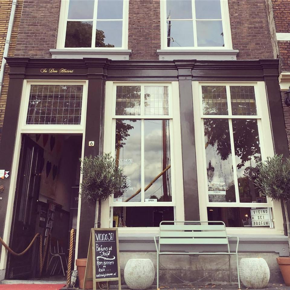 Vicino Sei - Italiaanse nicheparfums Dordrecht - indebuurt.nl