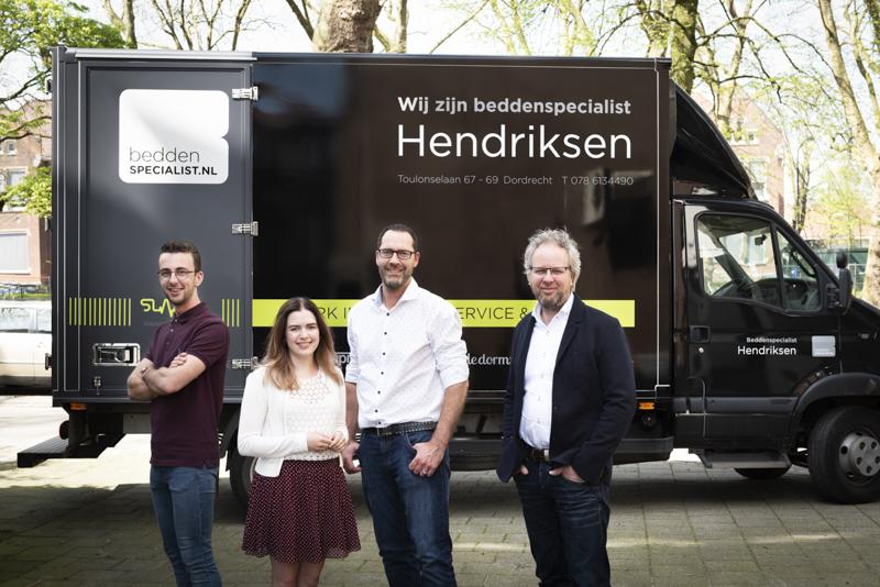 Hendriksen Slaapcomfort Beddenspecialist - Anke Bot Fotografie - indebuurt Dordrecht