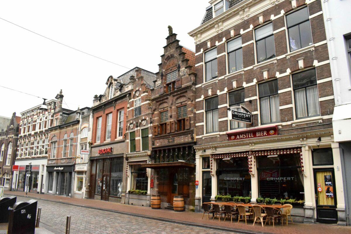Dordrecht Bagijnhof Crimpert Salm - indebuurt Dordrecht