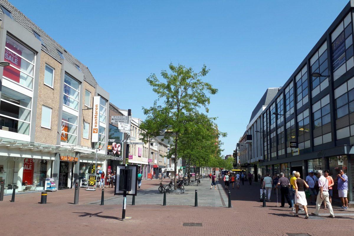 Sarisgang Dordrecht Winkelstraat - indebuurt Dordecht