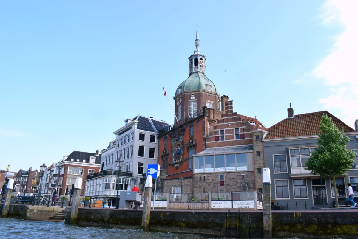 800 jaar stadsrechten stad Dordrecht Groothoofd - indebuurt Dordrecht