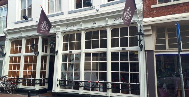 Grand Café Het Gerecht Voorstraat Dordrecht - indebuurt Dordrecht