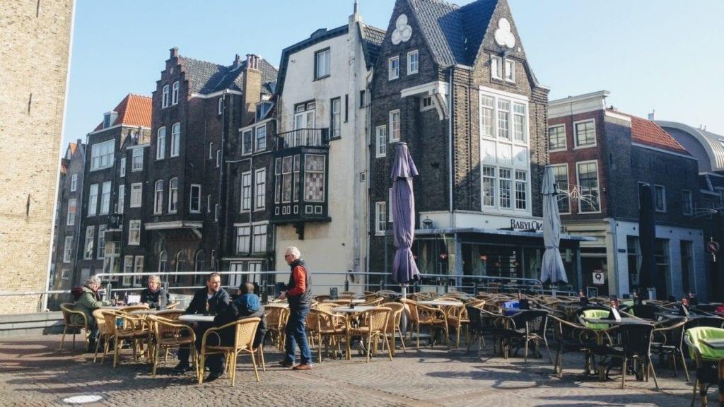 Babylon terras Dordrecht | indebuurt Dordrecht