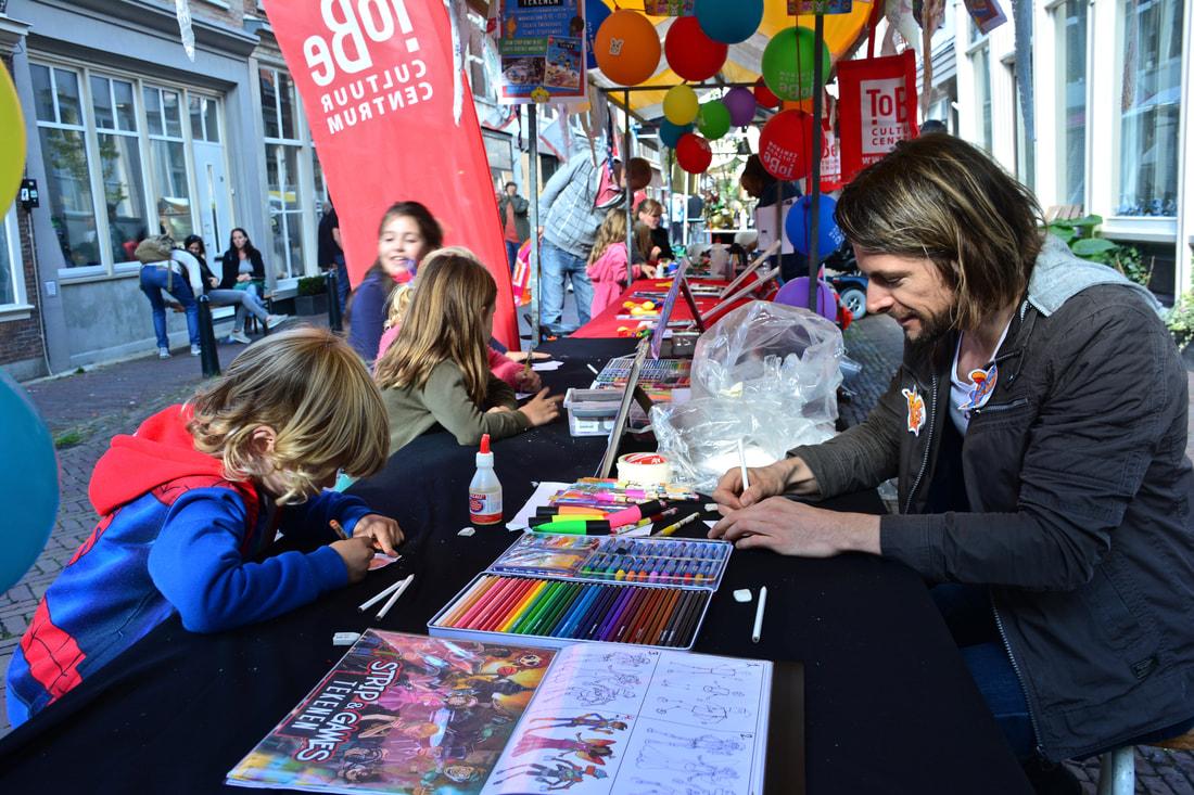 Voorstraat Noord Festival 2018 Dordrecht - indebuurt Dordrecht