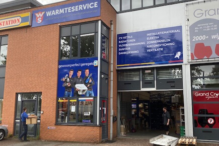 Warmteservice Dordrecht