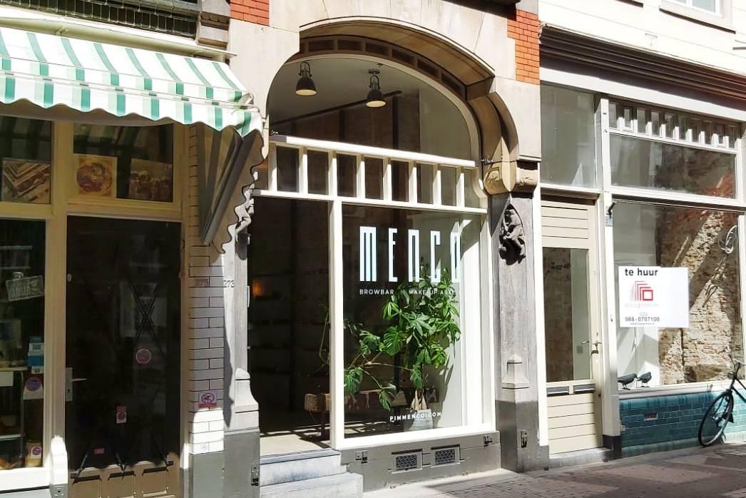 Menco Browbar Dordrecht Voorstraat wenbrauwen salon
