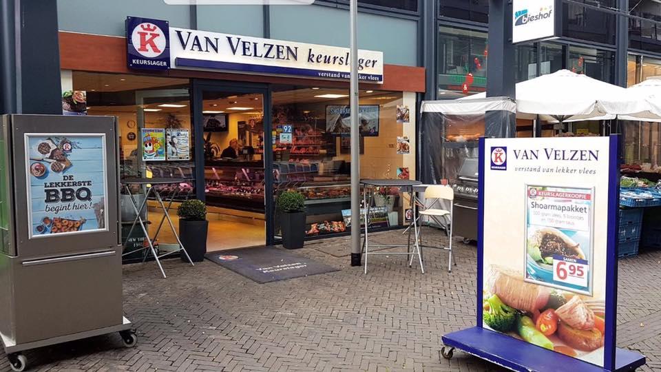 Keurslager Theo van Velzen Dordrecht