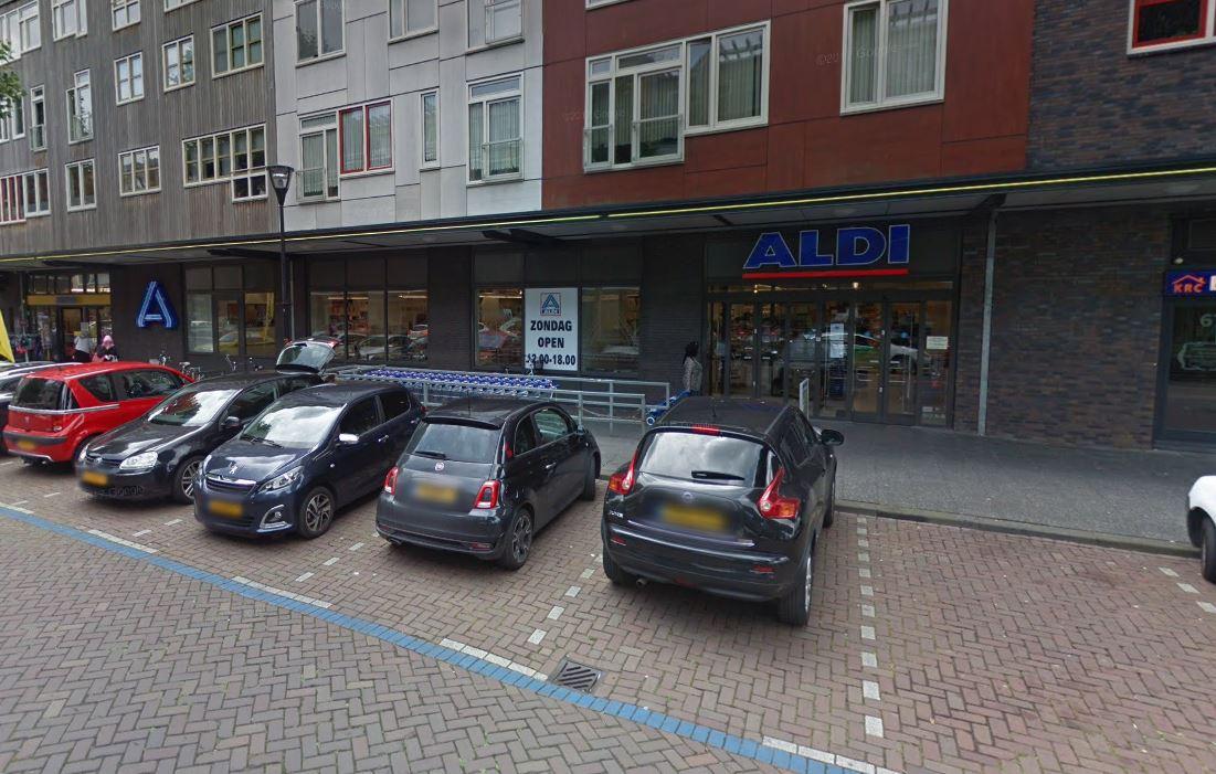 Aldi op Admiraalsplein - indebuurt Dordrecht